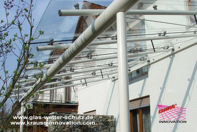 überdachungen Terrasse Glasdach: Design glasdaecher direkt vom ...