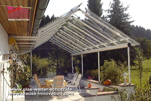 Terrassendaecher Und Verglasungen Direkt Vom Hersteller Krauss Gmbh